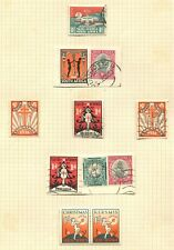 UNION OF SOUTH AFRICA CHRISTMAS SEALS
