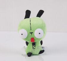 Alien Invader Zim Dog Suit Gir Robot plush Doll Figure Toy Cute 5.5 inch US Ship