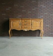 Buffet ~ Sideboard ~ Server ~ Country French Sideboard by Ethan Allen