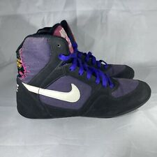 Nike Greco Supreme Wrestling Shoes Size 9 Womens / Size 7.5 Mens