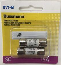 Bussman BP/SC-15 15 amp Midget Fuse