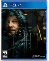 Death Stranding PlayStation 4 Hideo Kojima Game