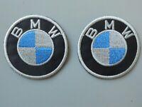 PATCH BMW PZ 2  RICAMATA TERMOADESIVA DIAM 5 CM -REPLICA -COD.345