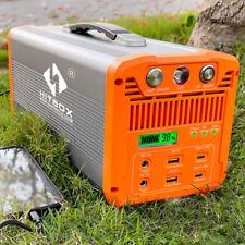 1000w Portable Power Station Portable Generator Emergency Power Supply Solar