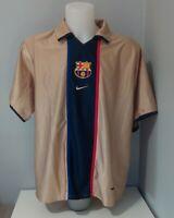 Maglia Calcio BARCELLONA Jersey Trikot camiseta Maillot Nike 2002/03 vintage