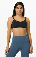 NWT Lululemon Like A Cloud Bra Size 8 Black Yoga