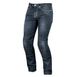 ALPINESTARS OSCAR Charlie Denim Motorcycle Pants/Jeans (Blue) EU 52/US 36