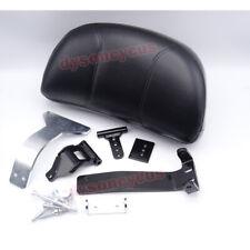 10-Up Can am Spyder RT Quick Release comfort Driver Backrest Pad Bracket Kits