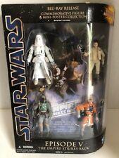 Star Wars Saga Episode V The Empire Striks Back Blu-Ray Commemorative Packs NIP