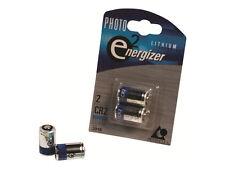 Energizer Li-Ium CR2 Photo Batteries DLCR2