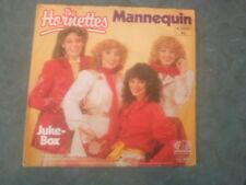 7 inch Single MANNEQUIN  von THE HORNETTES (1981) °29