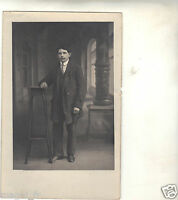 Photographie ancienne - Homme (H9605)