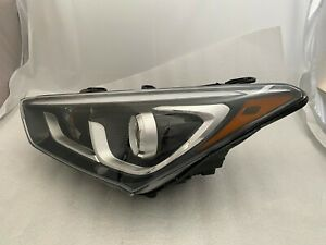 2017-2018 OEM HYUNDAI SANTA FE SPORT HEADLIGHT LAMP * LH * HALOGEN & LED