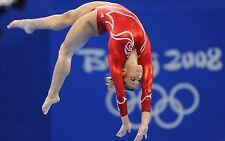 2008 Olympics: Women's Team Final, Gymnastics DVD- Liukin/Johnson/Sacramone