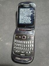 BlackBerry Style 9670 - Black (Sprint) Smartphone