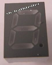 50 Stück LTS2801AWC LITEON -  1 Digit - LED 7-Segment Anzeige 7mm ROT