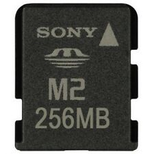 Sony 256mb M2 Memory Stick Micro for K800i W580i W995