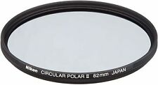 Nikon Circularly Polarized Filter II 82mm 82CPL2