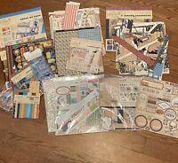 Graphic 45 & Authentique Paper Craft Destash