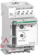 Thermostat modulaire pour chauffage direct TH7 Schneider CCT15840