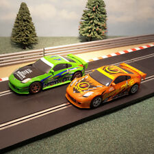 Scalextric 1:32 Pair Of Drift Cars - Nissan 350Z Pioneer & Alpine