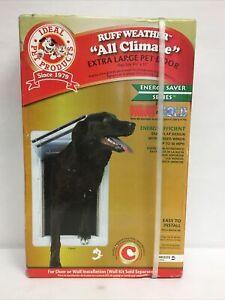 Ideal Pet Products Designer Series Ruff Weather Extra Large Pet Door RWXL