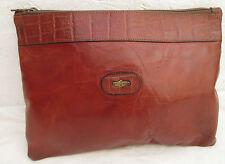AUTHENTIQUE  sac pochette  EL CAMPERO    vintage  cuir  TBEG   bag
