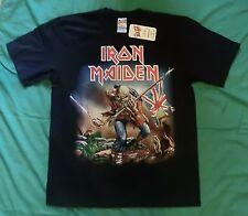 Iron Maiden Trooper large t-shirt