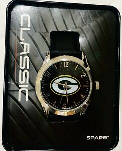 Greenbay Packers  Unisex Sparo Watch New in Case