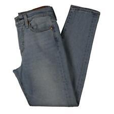Levi's Mujer alta cintura alta aumento D recortada Jeans BHFO 8237