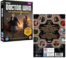 DR WHO 2014-2015 Series 9+2x Christmas Doctor Peter CAPALDI+Clara Season  DVD UK