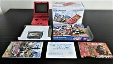 Gameboy Advance SP Gundam Char Limited Console BRAND NEW JAPAN