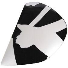Arai Helmets VECTOR Chaser Side Pods Shield Covers Visor Holders SAMURAI BLACK