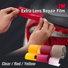 3M Extra Repair Film Restore Broken Lamp Cover Tape 3 Type for All Vehicle