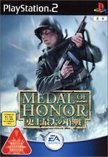 Used PS2 Medal of Honor The Longest Day Import Japan