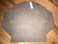 nwt $325 VINCE. 100% Cashmere Sweater sz L