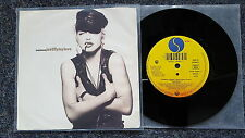 Madonna - Justify my love/ Express yourself REMIX 7'' Single GERMANY