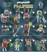 Playmobil 5243 Figuren Figures Serie 3 Boys - neuwertig