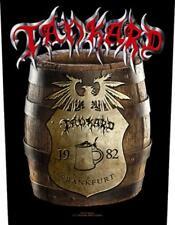 Tankard - Beer Barrel Back-Patch-Keine Información #111488