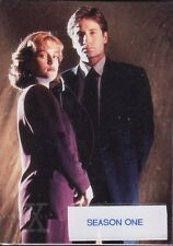X FILES SEASON ONE  TOPPS TRADING CARDS SET  (NEW & SEALED) 1996