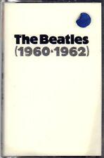 """THE BEATLES """" 1960 - 1962 """" MUSICASSETTA SIGILLATA MC K7"""