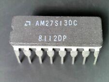 1PC AM27S13DC 2.048-bit (512x4) bipolar PROM Ceramic NOS (DM74S571s replacement)