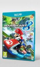 Nintendo Wii U Game Mario Kart 8 Original Packing Without Manual #a