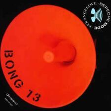Depeche Mode: Strangelove: Remixes PROMO w/ Artwork MUSIC AUDIO CD Edit Mix 3213