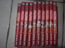 Fairy Tail - VF - Tomes 1 à 10