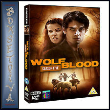 WOLFBLOOD - COMPLETE SEASON 5 *BRAND NEW DVD**
