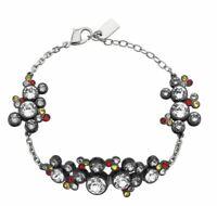 NIB $299 Atelier Swarovski Mickey Mouse Bracelet Size Medium #5459868