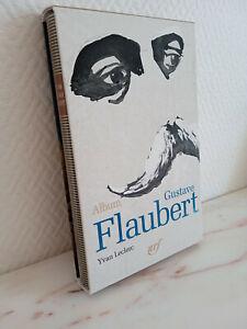 Album La Pléiade - Gallimard - NRF - Gustave Flaubert neuf