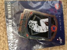 Dodgers CY Young Award Winner Clayton Kershaw Pin -SGA 2016 Giveway - NEW IN BAG