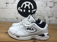 Fila Tri Runner Men's Leather Tennis Gym Athletic Shoes Sneakers (Pick Size)